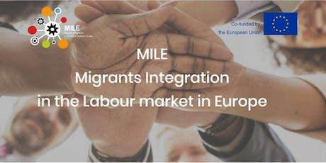 Migranti e Mercato del Lavoro:la sfida dell'inclusione lavorativa in Italia biglietti