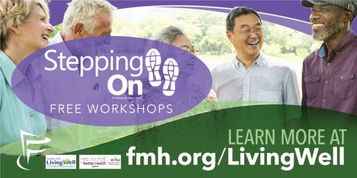 Stepping On Workshops