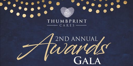 Thumbprint Cares Awards Gala 2019