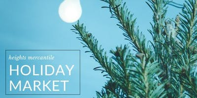 Heights Mercantile Holiday Market