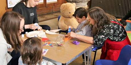 Teddy Bear Church for Babies & Toddlers - The Servant King tickets