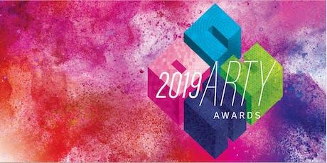 2019 Arty Awards tickets