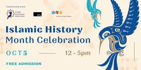 Islamic History Month Celebration tickets