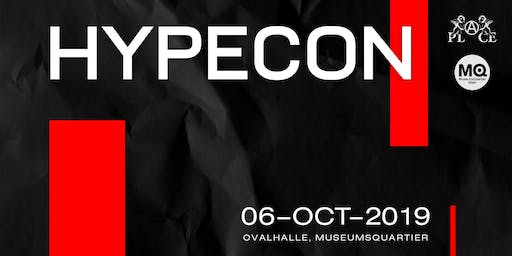 HYPECON PREMIER SNEAKER AND STREETWEAR  CONVENTION