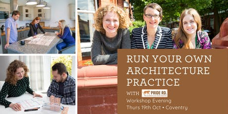 Pride Road Domestic Architecture Franchise – Discovery Evening - Coventry tickets
