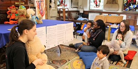 Teddy Bear Church for Babies & Toddlers - God's wonderful surprise! tickets
