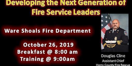 Lakelands Fire Leadership Conference