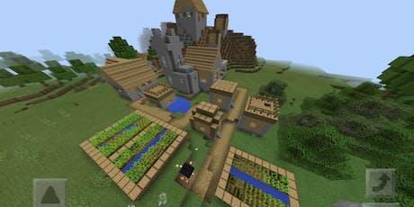 Workshop: Minecraft - Mystisches Mittelalter Tickets