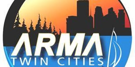 Twin Cities ARMA October 2019 Meeting tickets
