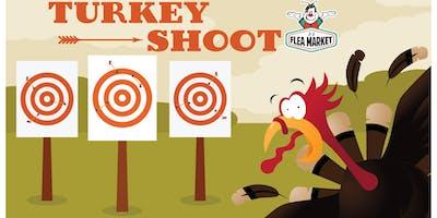 2nd Annual Turkey Shoot at J&J Flea Market