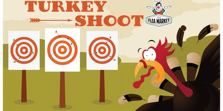 2nd Annual Turkey Shoot at J&J Flea Market tickets