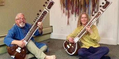 Sound Meditation Concert with Natalie Brown & Greg Swanson tickets