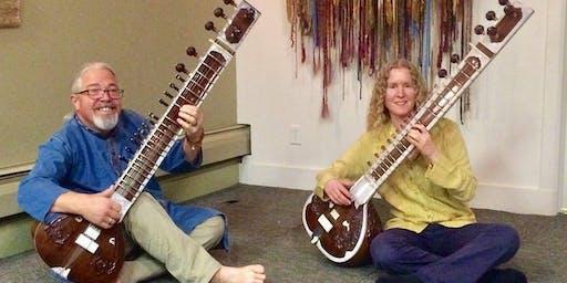 Sound Meditation Concert with Natalie Brown & Greg Swanson