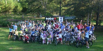 2019 Take A Kid Mountain Biking Day - Harbison State Forest