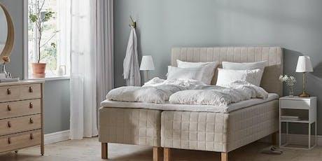 Bedroom Event @IKEAFrisco - Sleep Advice and Scavenger Hunt! tickets