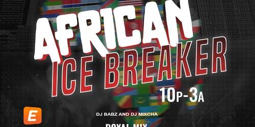 African Ice Breaker