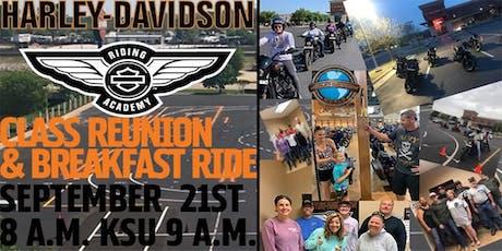 H-D Riding Academy Reunion & Breakfast Ride tickets