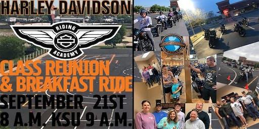 H-D Riding Academy Reunion & Breakfast Ride