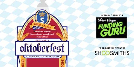 Oktoberfest Leeds tickets