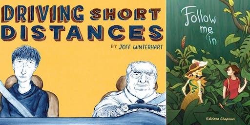 The Art of Storytelling: Talking Graphic Novels  LIVE SCREENING