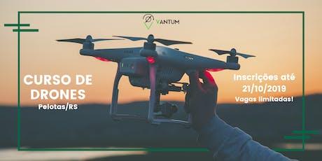 Curso de Operação de Drones - Pelotas RS ingressos