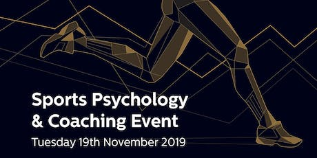 Sports Psychology & Coaching Event tickets