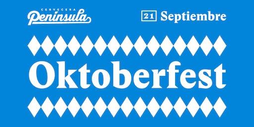 Oktoberfest Cervecera Península