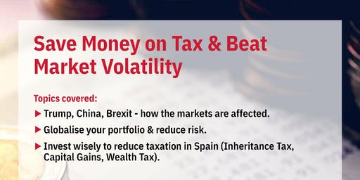 Saving Money on Tax & Beating Market Volatility