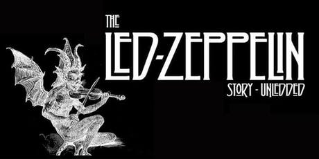 The Led Zeppelin Story (Unledded) tickets
