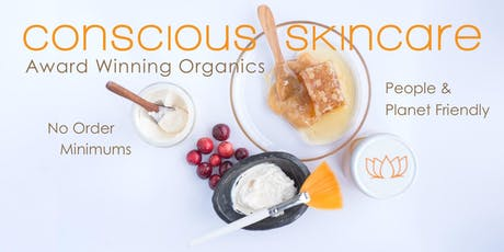 Organic Peels for Holistic Estheticians & Sustainable Spas tickets