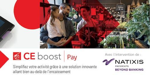"""Café Numérique """"Simplifiez vos encaissements avec CE Boost Pay"""""""