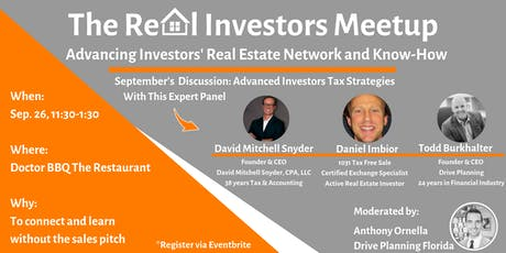 The Real Investors' Meetup tickets