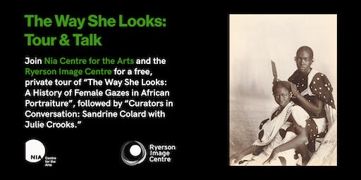 The Way She Looks: Tour & Talk