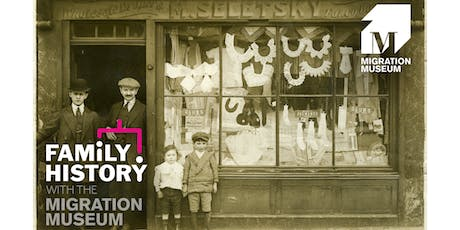 Family History Day with the Migration Museum tickets