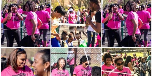 Philly Girls Jump Community Day 9/29/19 (Open Ropes)