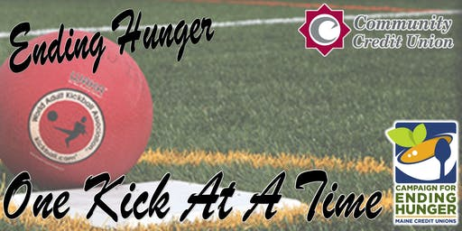 2nd Annual Kickball Tournament for Ending Hunger