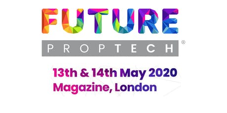 FUTURE PropTech 2020 tickets