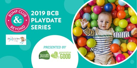 BCB Denver Playdate with Peak-a-Boo Play Presented by Seventh Generation! (Aurora, CO) tickets