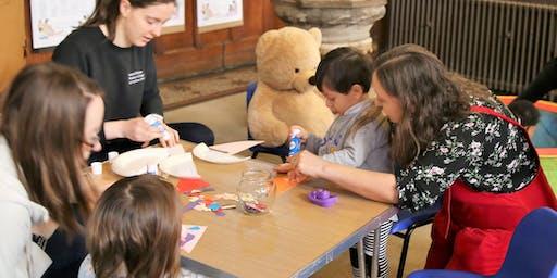 Teddy Bear Church for Babies & Toddlers - Jailbreak!
