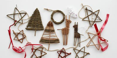 Art in the World: Christmas Willow Weaving