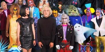 Zanna Presents: An Alternative Halloween