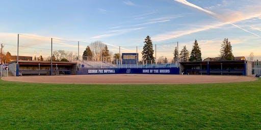 George Fox Softball Camp