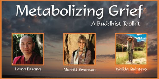 Metabolizing Grief - A Buddhist Toolkit