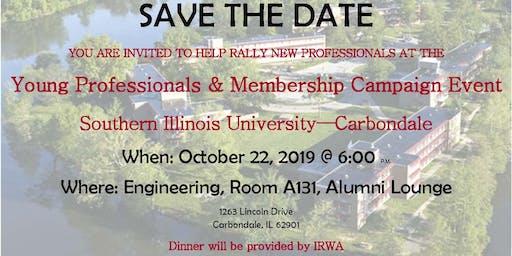IRWA Young Professionals & Membership Campaign