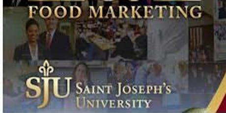 Saint Joseph's University/Academy of Food Marketing Information Session tickets