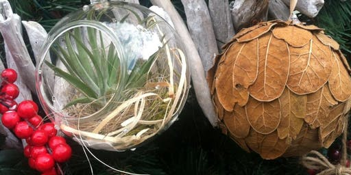 Holiday Decorations Back to Nature