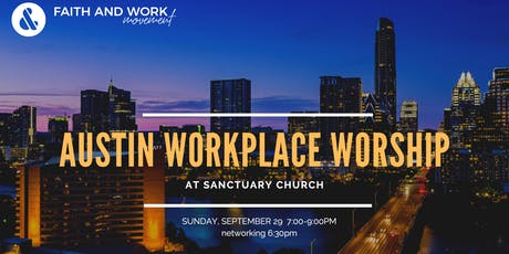 Austin Workplace Worship Night tickets
