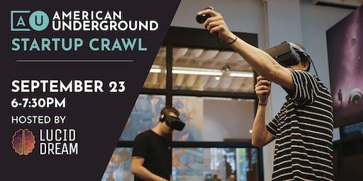 Startup Crawl: Lucid Dream VR