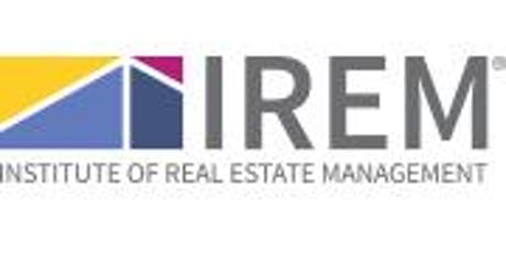 IREM Chapter 63 Annual Meeting and President's Dinner  tickets