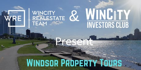 WCIC  & WCRE - Property Tours tickets